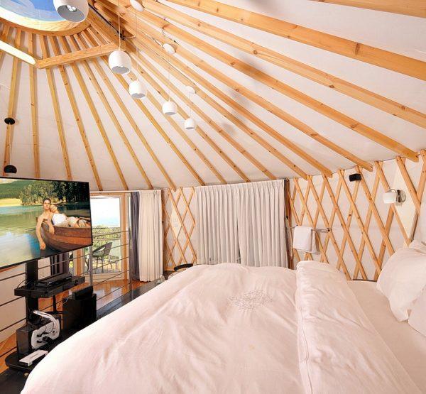The Presidential Yurt